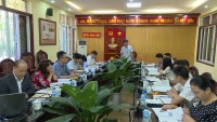 Giao ban thông qua đề án phát triển du lịch cộng đồng tại huyện Quan Sơn đến năm 2025, tầm nhìn đến năm 2030